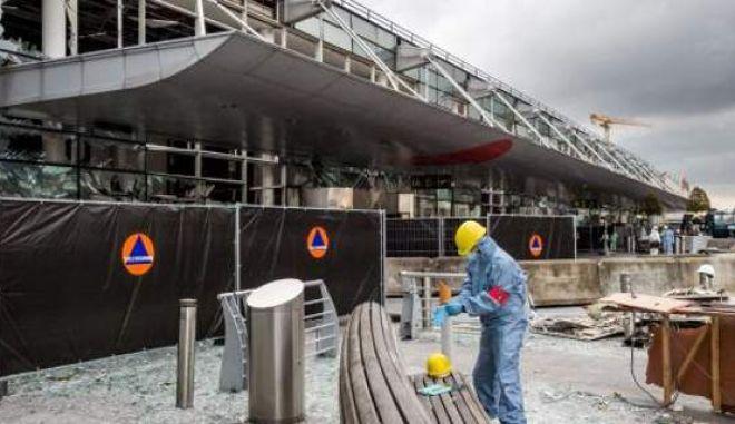 Κλειστό έως την Τρίτη το αεροδρόμιο των Βρυξελλών