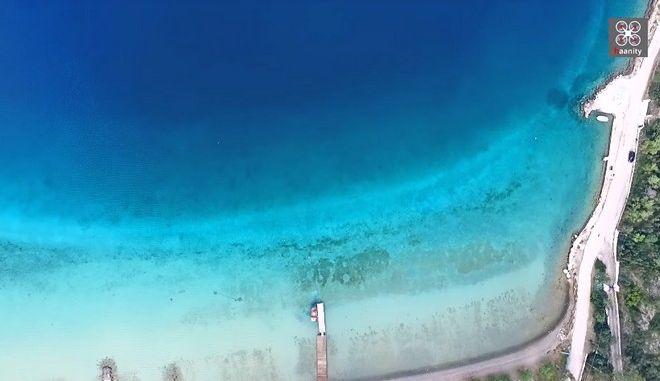 Η λίμνη Βουλιαγμένης... που δεν είναι στη Βουλιαγμένη