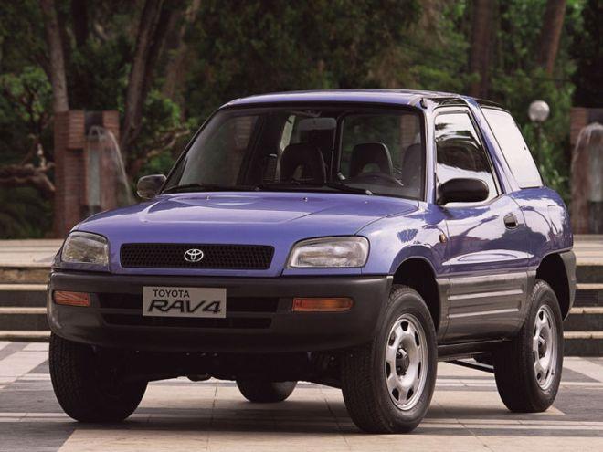 Το Toyota RAV4 έγινε 20 ετών και γράφει τη δική του ιστορία