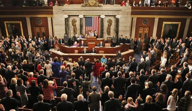 ΗΠΑ: Συμβιβαστική συμφωνία για τον προϋπολογισμό στο Κογκρέσο