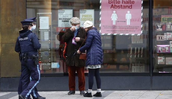 Μέτρα κατά του κορονοϊού στη Γερμανία