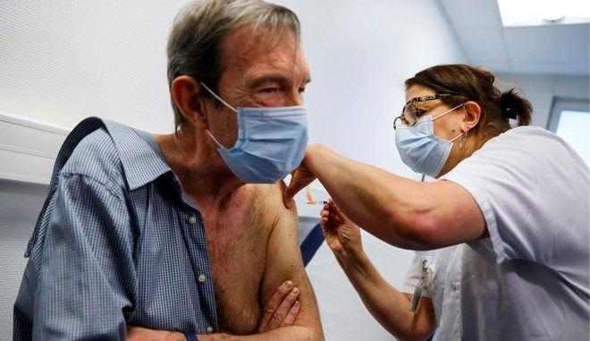 Εμβολιασμοί στη Γαλλία