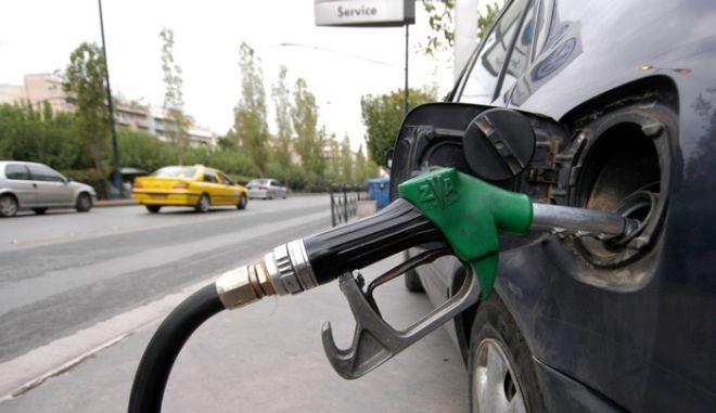 Πρατήριο βενζίνης