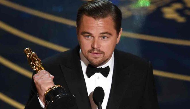 Βραβεία Όσκαρ 2016: O σπουδαίος ευχαριστήριος λόγος του Λεονάρντο Ντι Κάπριο