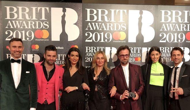 H Mastercard για 21η συνεχόμενη χρονιά έδωσε το ρυθμό στα The BRIT Awards 2019