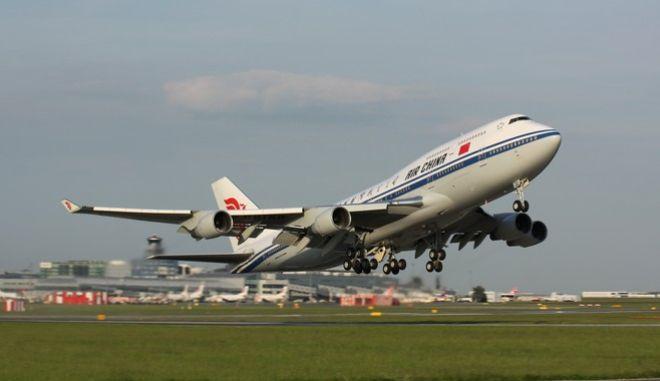 Περιορίζονται οι πτήσεις από Πεκίνο προς Πιονγιάνγκ