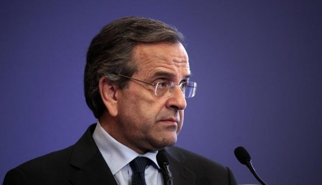 `Tourism and Growth` was the title of the 13th Congress of the Greek Tourism Confederation, at Dinvani Apollon Palace and Thalasso Hotel, with Prime Minister Antonis Samaras as the Keynote Speaker, in Athens, on Oct. 21, 2014 / 13     ,     ,   Dinvani Apollon Palace and Thalasso,  21 , 2014