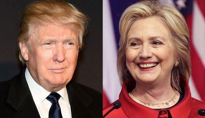 Τραμπ και Χίλαρι 'πήραν' την Αριζόνα