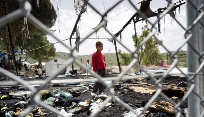 Αναβλήθηκε η σύσκεψη υπό τον Τσίπρα για τις επιπτώσεις του προσφυγικού στη Λέσβο