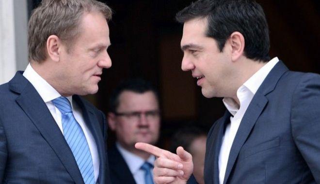 Όχι Τουσκ σε Σύνοδο Κορυφής. Ζητά άμεση συνεδρίαση του Eurogroup