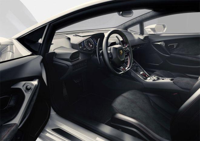 Η Lamborghini Huracan έρχεται με 610 άλογα και τελική 325 χλμ./ώρα