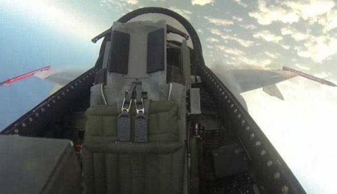 F-16 για πρώτη φορά χωρίς πιλότο