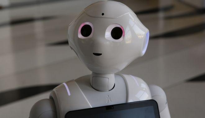 Το ρομπότ Pepper