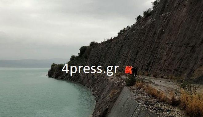 Θρίλερ στο Αγρίνιο: Βρέθηκε σε λίμνη το αυτοκίνητο εξαφανισμένης γυναίκας