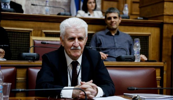 Ο πρόεδρος του ΕΣΡ Αθανάσιος Κουτρομάνος