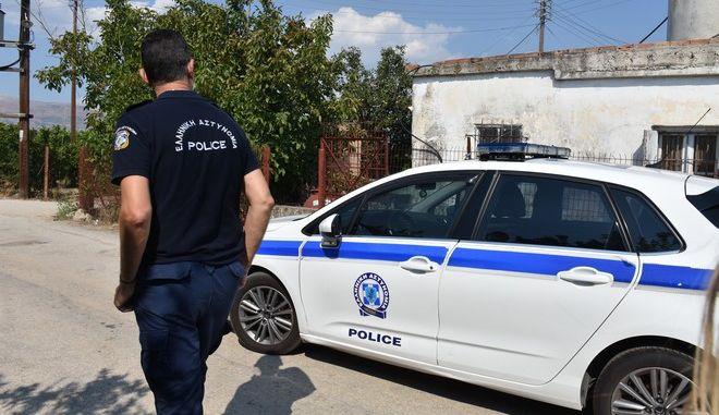 Περιπολικό της Αστυνομίας (φωτογραφία αρχείου)