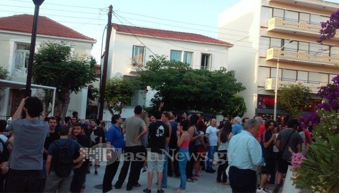 Ένταση στο Πνευματικό Κέντρο Χανίων: Αναβλήθηκε εκδήλωση με ομιλήτρια την Α. Διαμαντοπούλου