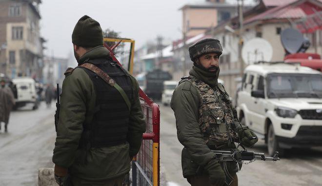 Αστυνομικές δυνάμεις της Ινδίας