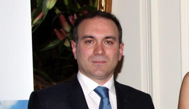 O διεθνολόγος Κωνσταντίνος Φίλης
