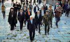 Εορτασμός του πολιούχου της Πάτρας Αγίου Ανδρέα και λιτανεία παρουσία του ΠτΔ Προκόπη Παυλόπουλου