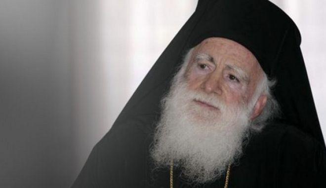 Ο Αρχιεπίσκοπος Κρήτης Ειρηναίος