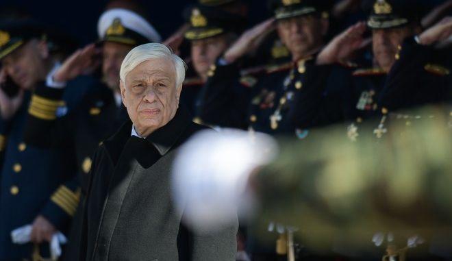 Εορτασμός της 107ης επετείου της απελευθέρωσης της πόλης των Ιωαννίνων παρουσία του Προέδρου της Δημοκρατίας Προκόπη Παυλόπουλου