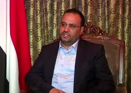 Ο Σάλεχ αλ Σάμαντ πολιτικός ηγέτης των Χούτι