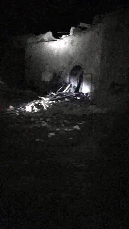 Σεισμός στη Ζάκυνθο: Χωρίς ρεύμα η πόλη  - Σοβαρές ζημιές στον πύργο στα Στροφάδια