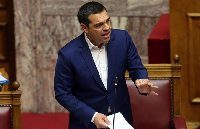 Κόντρα Τσίπρα - Μητσοτάκη στη Βουλή