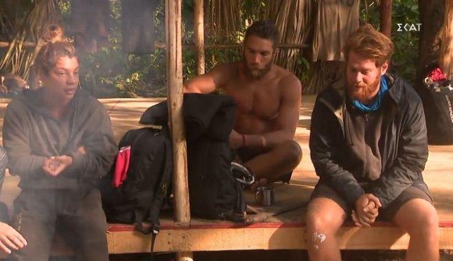 Survivor 4: Άγριος καβγάς Μαριαλένας και Τζέιμς - Η αναφορά στη Μαριπόζα
