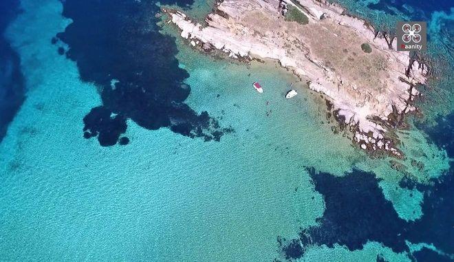 Αμμουλιανή: Ο απόλυτος εξωτικός παράδεισος είναι στη Χαλκιδική