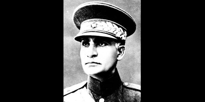 Ο ιδρυτής της δυναστείας των Παχλαβί, Ρεζά Σαζ Παχλαβί