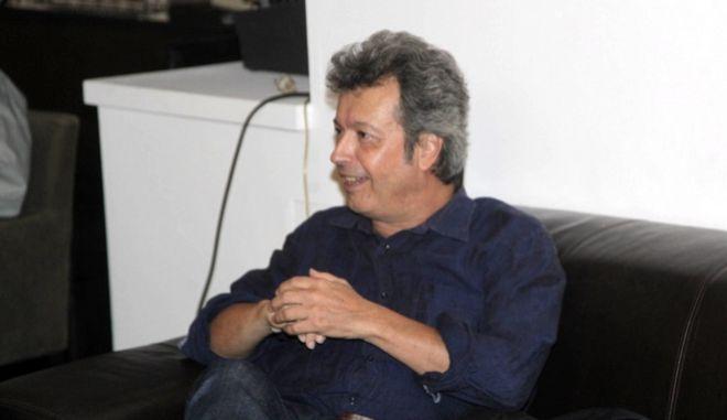 Ο Πέτρος Τατσόπουλος.