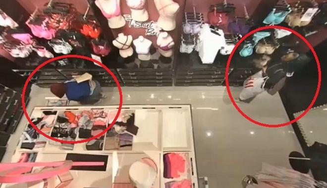 ΗΠΑ: Οι αρχές καταζητούν δύο γυναίκες που έκλεψαν 1000 εσώρουχα Victoria's Secret