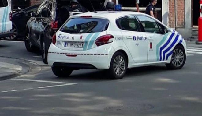 Περιπολικό της αστυνομίας του Βελγίου
