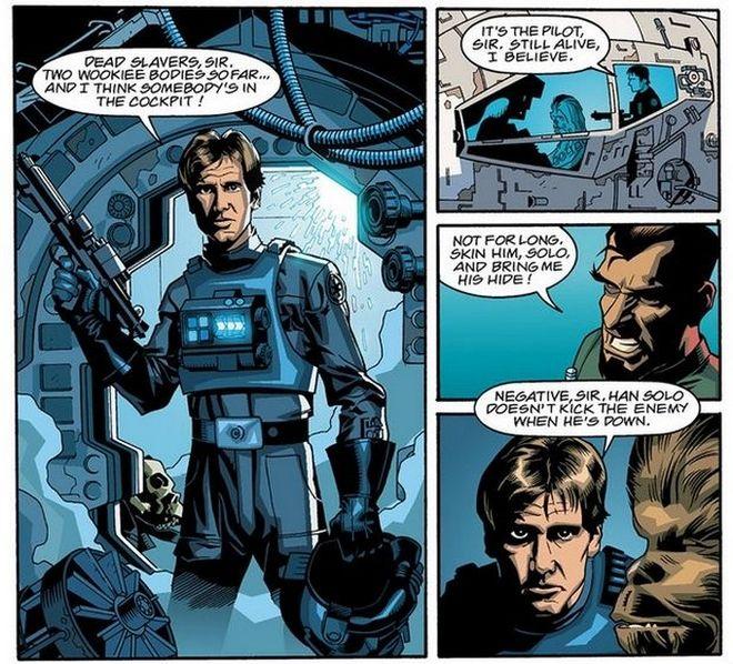 Όταν ο Han σταμάτησε να είναι Solo