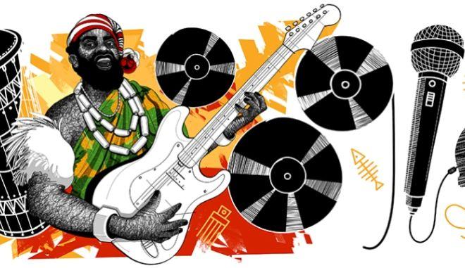 Oliver De Coque: Με Doodle τιμά τα 74α γενέθλια του μουσικού η Google