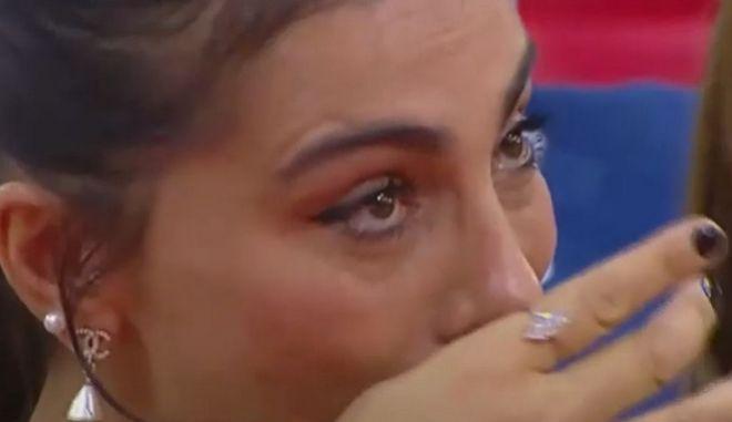 Βασίλης Σπανούλης: Τα δάκρυα συγκίνησης της Ολυμπίας Χοψονίδου στο αντίο του Kill Bill