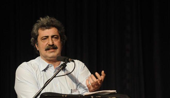 Ο αναπληρωτής Υπουργός Υγείας Παύλος Πολάκης