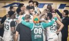 """Παναθηναϊκός - Προμηθέας Πάτρας 111-77: Πρωταθλητές Ελλάδας οι """"Πράσινοι"""""""