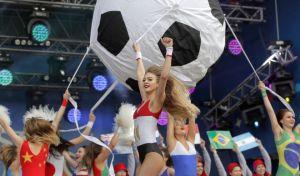 Μουντιάλ 2018, Ρωσία