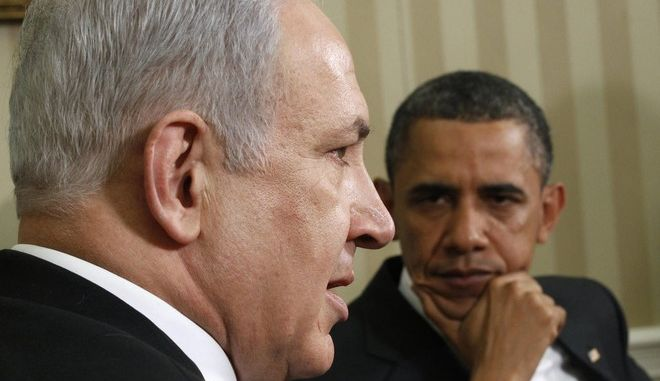 Wall Street Journal: Οι ΗΠΑ κατασκόπευαν τον Νετανιάχου με τις 'ευλογίες' του Ομπάμα