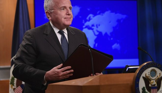 Ο αναπληρωτής υπουργός Εξωτερικών των ΗΠΑ, Τζον Σάλιβαν