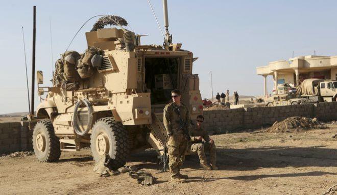 ΗΠΑ: Μειώνουν τους στρατιώτες τους στο Ιράκ