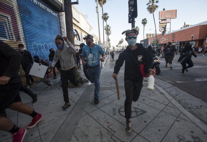 Επεισόδια στο Λος Άντζελες