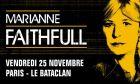 Marianne Faithfull: Η μουσική μπορεί να επουλώνει τις πληγές