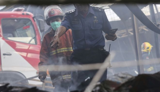 Φωτιά στην Ινδονησία, Φωτογραφία Αρχείου