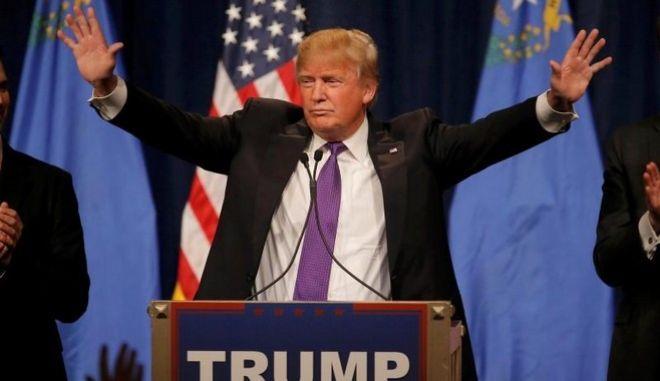 Αντιδράσεις κομμάτων στη νίκη Τραμπ