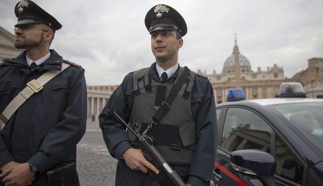 Ιταλία: Συνελήφθη 24χρονος Λετονός ύποπτος για τρομοκρατία
