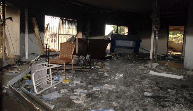 Επίθεση καμικάζι στη Λιβύη